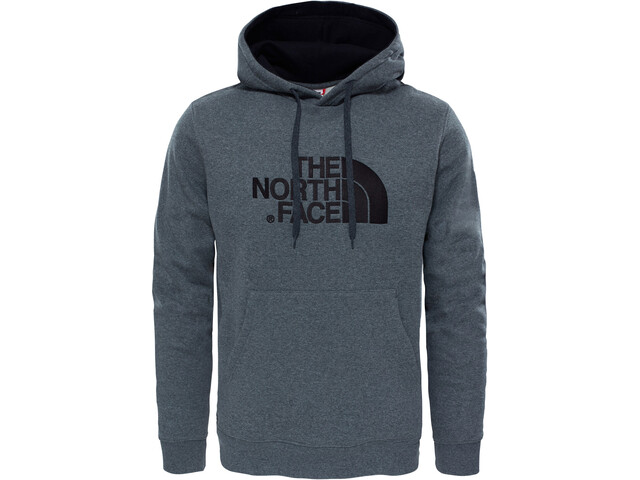 1e1e304ae The North Face Drew Peak Pullover Hoodie Men tnf medium grey heather/tnf  black